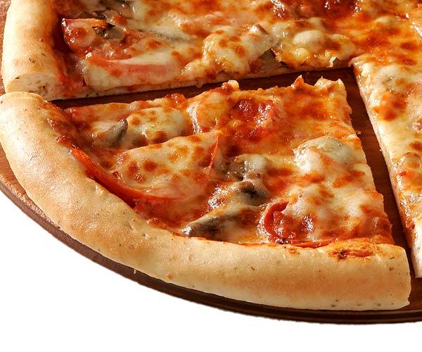 пицца рецепт курица с грибами